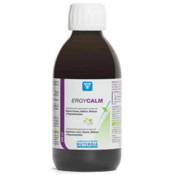 Ergycalm 250 ml Relajante Nutergia - Herbolario Larrea
