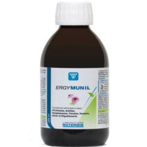 Ergymunil Refuerza Defensas 250ml Nutergia - Herbolario Larrea