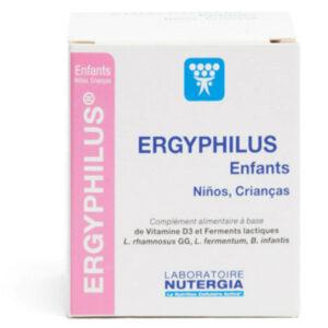 Ergyphilus Niños 14 sobres Nutergia - Herbolario Larrea