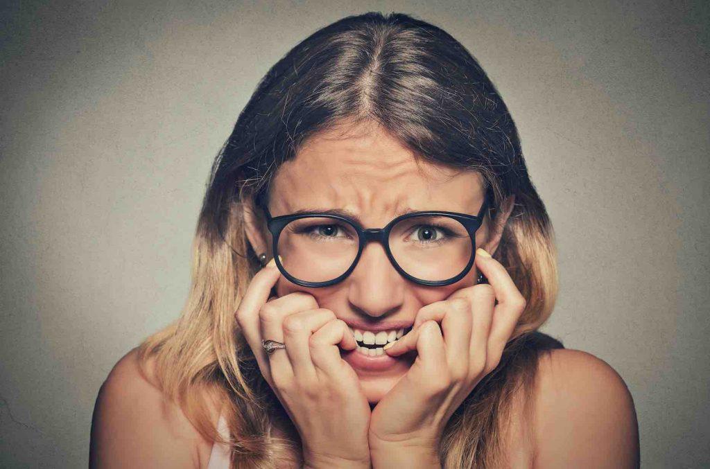 estrés y la boca